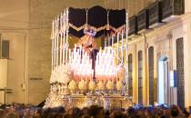 Procession à Malaga