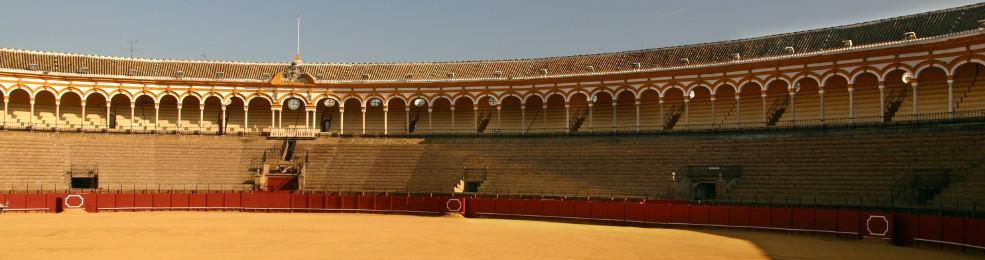 Les arènes de la Real Maestranza de Caballería de Séville