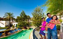 Piscine hôtel PortAventura