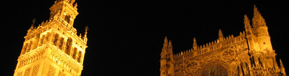 La Giralda et la cathédrale