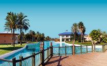Extérieur hôtel Caribe