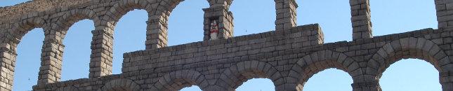 L'aqueduc romain de Ségovie