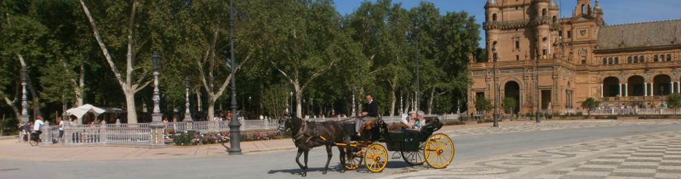 Le parc Maria Luisa et la Plaza de España