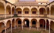 Ancient hôpital de Santiago à Úbeda