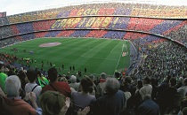 Camp Nou, le stade du Barça