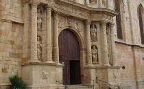 Eglise de Santa María à Montblanc