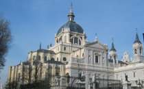 La cathédrale de la Almudena