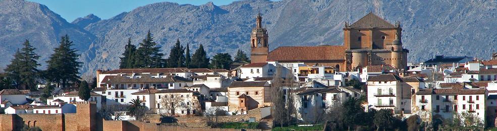 Panoramique de Ronda