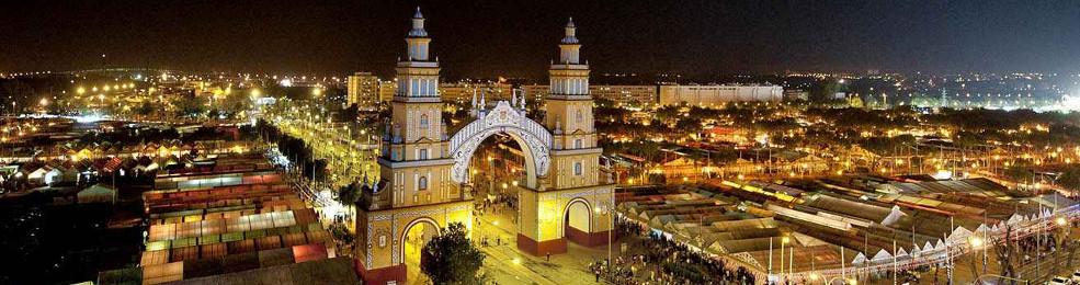 La Feria de Abril de Séville