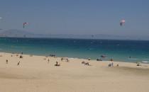 La plage de Valdevaqueros