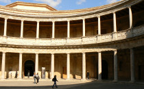 Le palais de Charles Quint