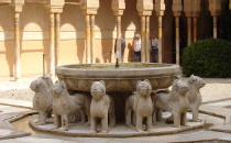 La cour des lions