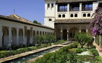 Les jardins du Généralife
