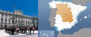 Madrid et les Castilles