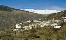 Les villages de Bubión et Capileira