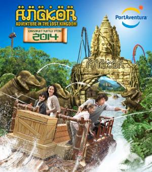 Angkor, la nouvelle attraction 2014 !